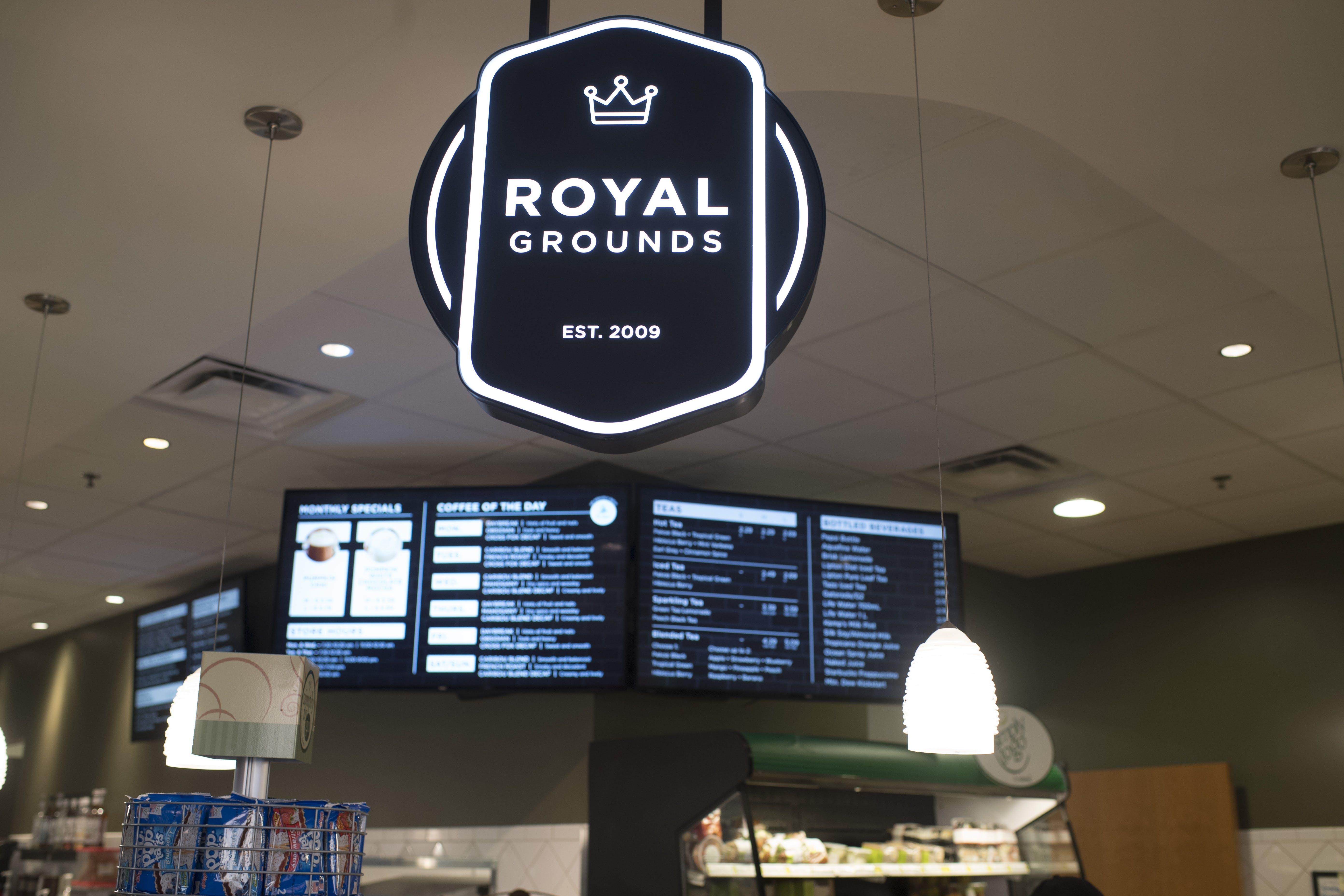 Royal Grounds