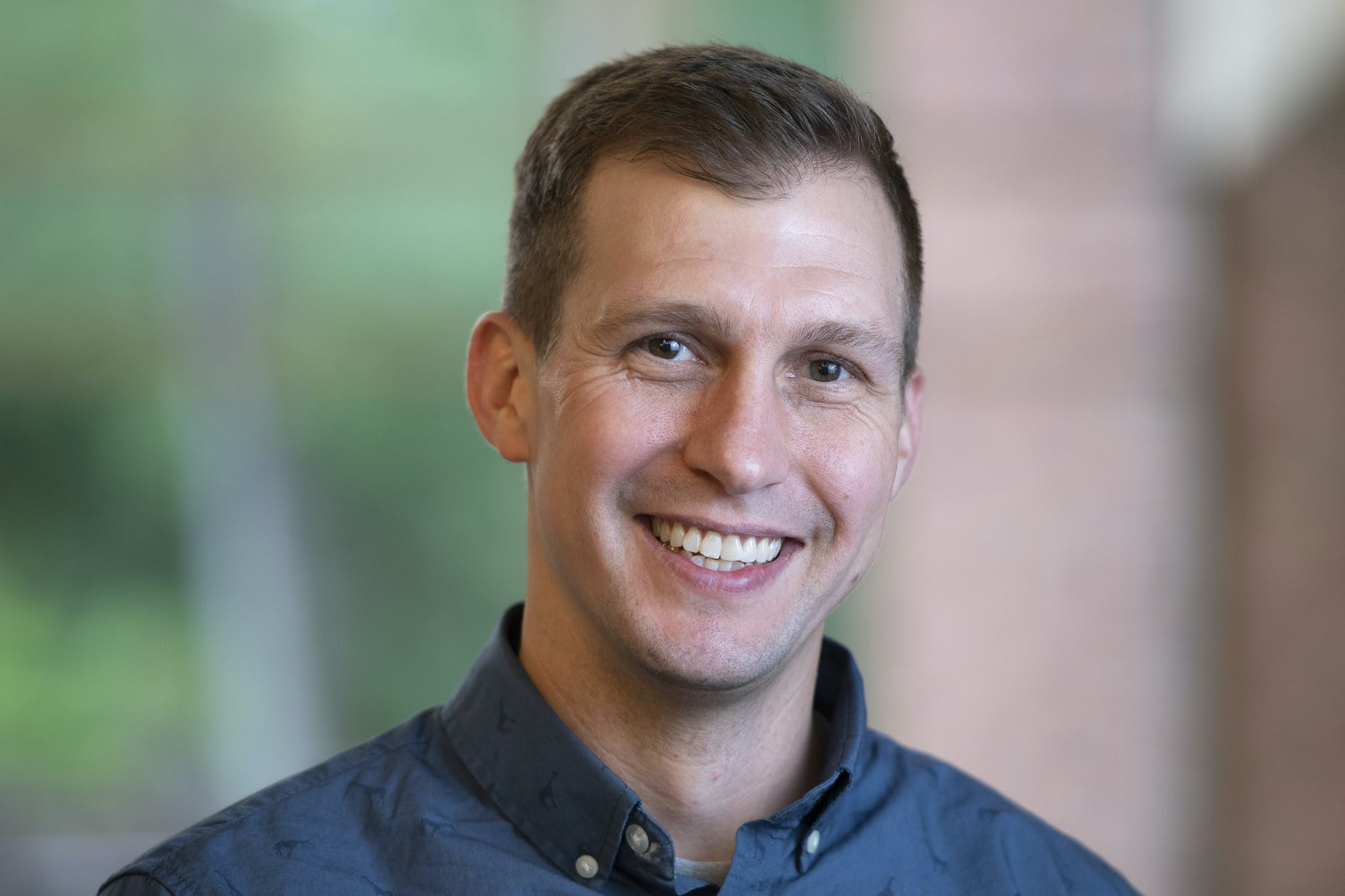 Michael Vedders '04, GS'07, chief enrollment and marketing officer