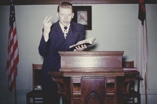 Bethel donor Bob Erickson