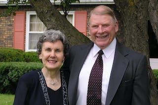 Bethel donors Bob and Gladys Erickson