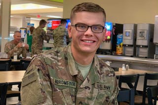 Sgt. Conor Nordmeyer '21