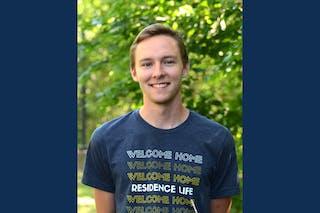 Daniel Parkin, Ministry Scholar at Bethel University
