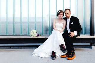 Dawson Wedding