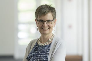 Julie Finnern, dean of professional programs, will transition into her new role as the associate provost of academic affairs for the College of Arts & Sciences.