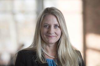 Kristi Moline, director of COVID-19 operations