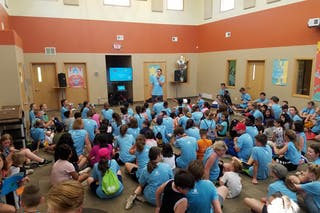 Mobile Hope VBS