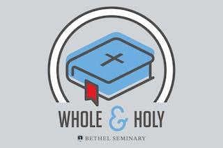 Bethel Seminary podcast logo