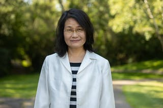 Associate Professor of Old Testament Alison Lo