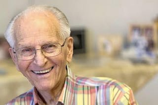 Curt Fauth '54 is something of a Bethel legend.