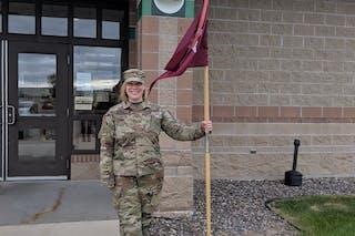 Major Kristen Gerber '09