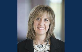 Jeanne Osgood, senior associate for the president