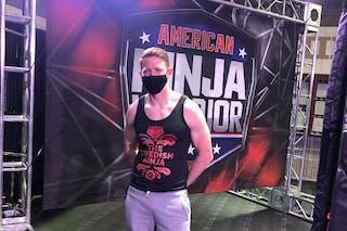 Leif Sundberg, Bethel University alumnus on American Ninja Warrior