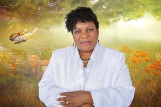 Rebecca Makayi, student and graduate of Bethel University