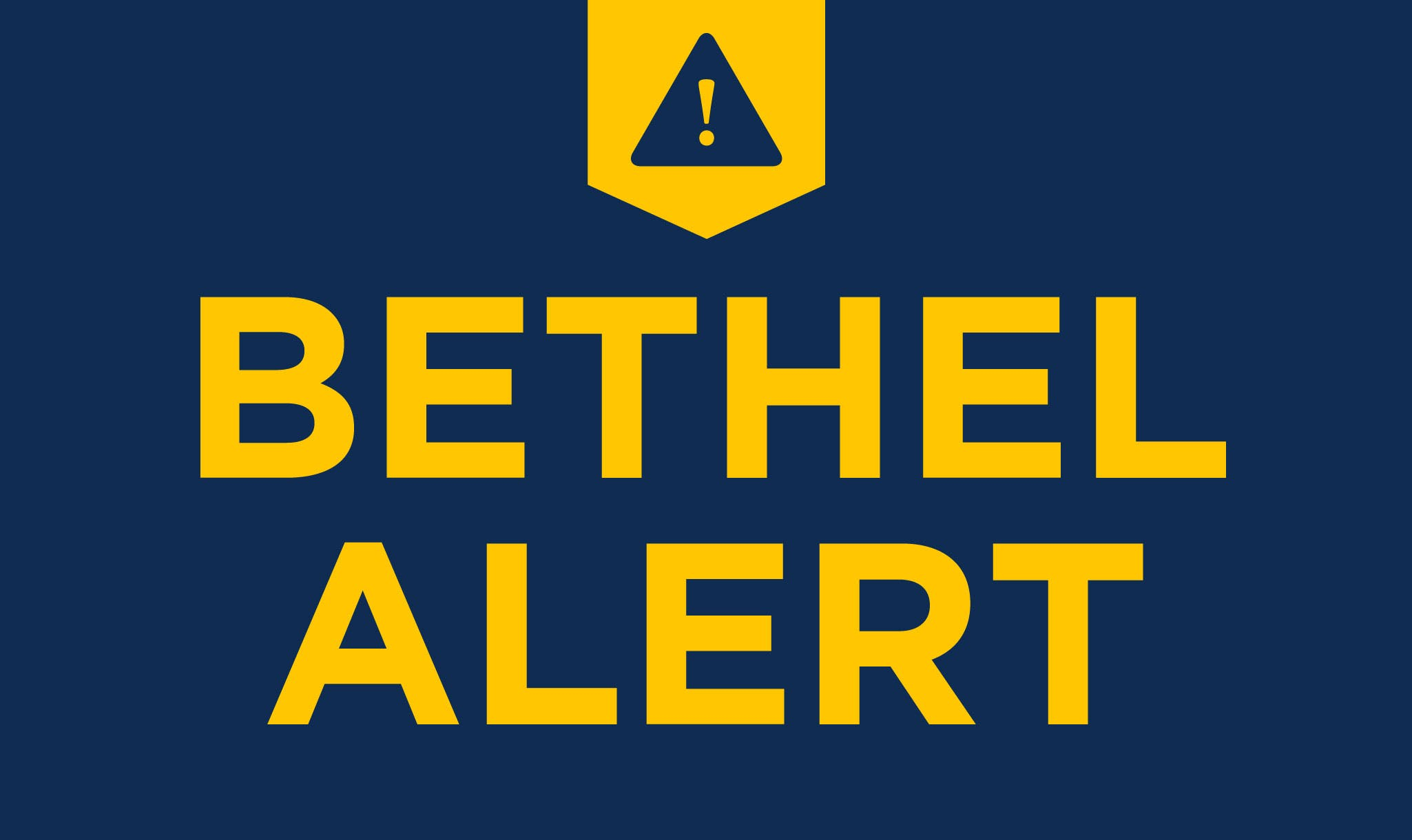 Bethel Alert: Bethel University Closed November 27