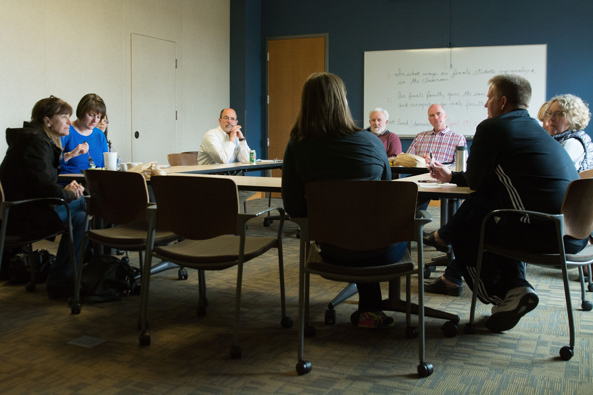 Bethel Faculty Focus on Improving Classroom Experiences
