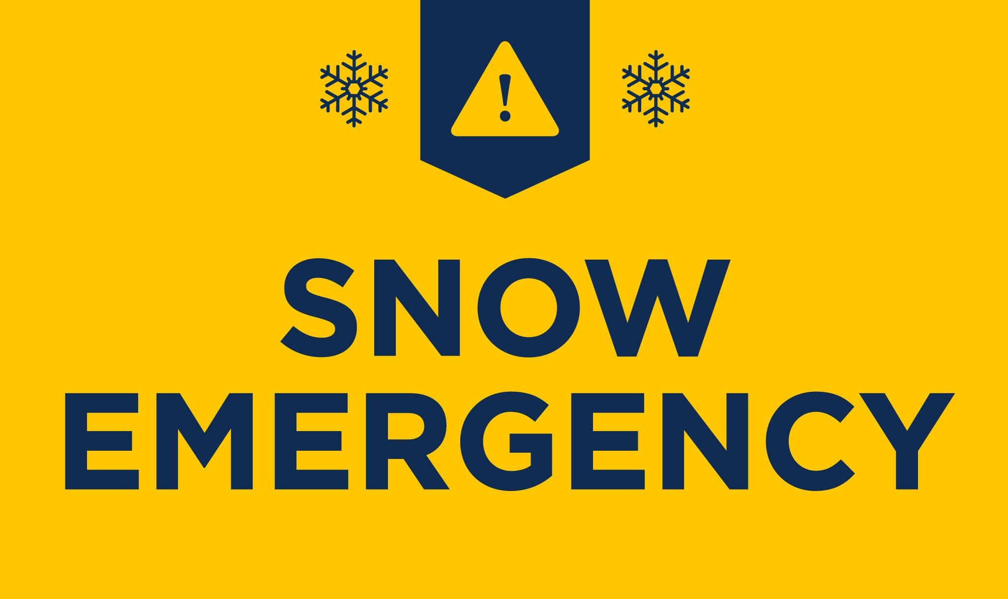 Bethel Alert: Snow Emergency for February 3