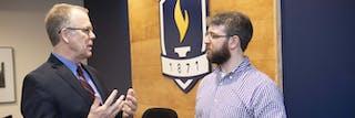 Earn your degree at Bethel Seminary.