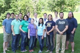 2015 Chemistry Summer Researchers