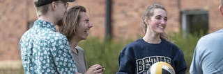Bethel University students